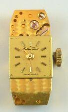 Vintage Mathey - Tissot Movement - 17 Jewels -  Parts / Repair