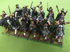 Warhammer Empire Unit of 12 Cavalry Fully Painted