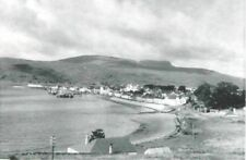 PHOTO  FRONT STREET ULLAPOOL IN 1964