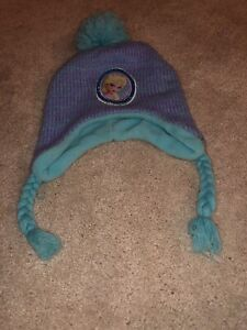 Disney Frozen Queen Elsa Winter Sparkly Hat