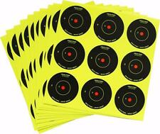 """Shoot n See 2"""" Spot Shot Target 10 Pack Air Rifle Practice Pellet Shooting Gun"""