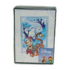 Vintage Disney Winnie The Pooh Christmas Holiday Cards Tigger NIB 90's Nostagia