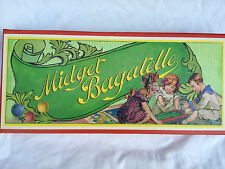 Midget Bagatelle House of Marbles Retro Games Unopened Tabletop Ball Game