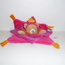 Doudou Ours Doudou et Compagnie Collection indidous