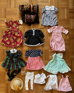 American Girl Doll Clothing and Accessories Lot (unofficial)