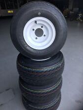 Golf Cart Steel Wheels And Tyres Club Car , Ezgo , EMC ,Yamaha .