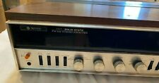 Vintage Nivico Stereo Receiver Model 5001 Solid State AM FM for parts to repair