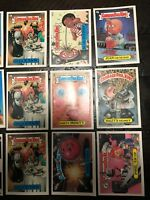1985-1987 Topps Garbage Pail Kids Cards Singles — .99 each.