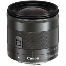 Canon EFM 11-22mm F4-5.6 IS STM Ultra Wide Zoom Lens Brand New Jeptall