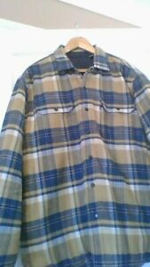 Levi Strauss Checked 'Trucker-style' Jacket XXL, in VGC as Worn twice from New