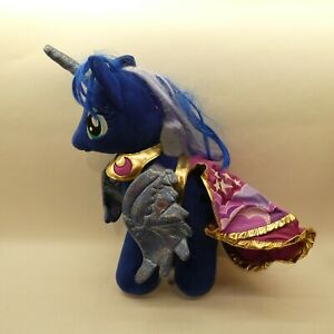 Build a Bear My Little Pony Princess Luna with Cape and Necklace