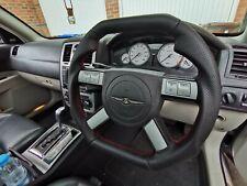 Chrysler 300c SRT8 Dodge Magnum 2004-2010 Custom Flattened steering wheel Flatt