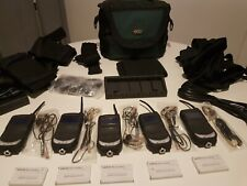 Adeunis Vokkero Headset Kommunikationssystem 5 er Set
