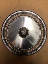 """Cadillac Wheel Cover Hub Cap Vintage Circa 16"""" Vintage DeVille De Ville"""