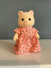 Sylvanian Families Mother Chantilly Cat Family Figure Calico Critters Mum