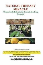 Natural Therapy Miracle: Alternative Solution to the Prescription Drug Problems