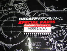 Ducati 996 916 SPS ECU Eprom Chip  FUEL mAP for  FULL EXHAUST SYSTEM 965032AAA
