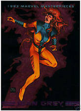 Jean Grey Card (Marvel Masterpieces Cards #75)
