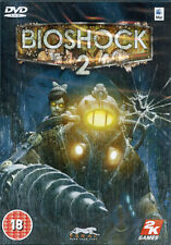 BioShock 2 Mac OS 10.7 or later shooter game NEW!