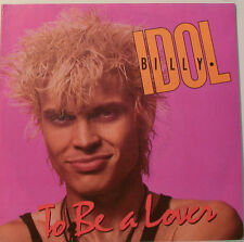 "BILLY IDOL - TO BE A LOVER - 7"" SINGLES ] F865"