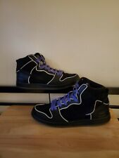 Nike SB Dunk High Purple Box Size 11