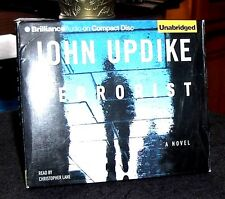 Terrorist by John Updike / Christopher Lane Unabridged Audiobook CDs