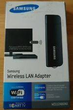 Genuine Samsung Smart TV Wireless Wi-Fi LAN Adapter (WIS12ABGNX) - Fully Boxed