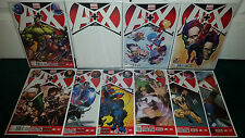 A+X #001 Babies 50th Blank Variant Cover + A+X #'s 1-7 Marvel Now Marvel Comics