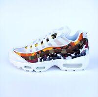 Nike Sportswear Air Max 95 ERDL Party Sneaker Weiß Bunt Camo Gr 37 AR4473-100