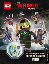 The LEGO® NINJAGO MOVIE: Official Annual 2018