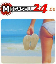 ✰ SEXY VIEW MAUSPAD NICE 6019 MOUSE MAUS PAD PC STRAND BEACH  PO EROTIK NEU WOW