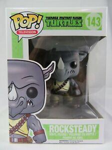 Television Funko Pop - Rocksteady - Teenage Mutant Ninja Turtles - No. 143