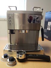 DeLonghi EC702 15 Bar Pump driven Espresso Latte and Cappuccino Maker