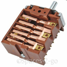 6 Position Selector Function Switch for ESSENTIALS CURRYS Hob Cookers