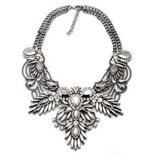 Angelic Dream Antique Fashion Statement Jewellery Crystal Necklace Free Shipping