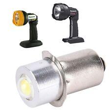 18v LED globe Panasonic EY3796B EY37C1B57 EY37C1B EY3740 torch flashlight bulb