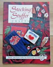 STOCKING STUFFER CRAFTS Quick & Easy Gifts to Make, Step-by-Step Instructions