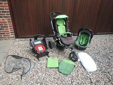 Jane Slalom Matrix Light buggy / pushchair / lay flat car seat / isofix base