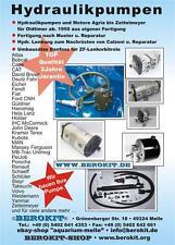 John Deere MD 1052 1055 1155 1158 pompe hydraulique Bosch 0510625340