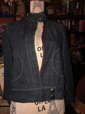COP COPINE Slick Jean Jacket Size 36