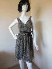 LIPSY  BY FOREVER NEW  ANIMAL PRINT  DRESS SIZE 10  LOOK LOOK AT THE PRICE