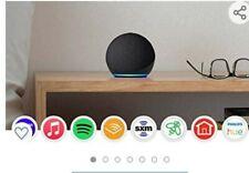 Amazon Echo Dot 4th Gen Smart speaker with Alexa Voice Control - Charcoal