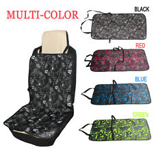 Printed Waterproof Colorful Pet Dog Cat Seat Cover Car Seat Cover Mat Protector