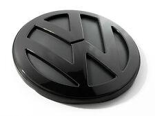 VW Golf MK4 4 Matte Black Trunk Rear Hatch Badge Emblem Logo MK5 MK 5 GTI Rabbit