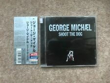 George Michael ‎– Shoot The Dog - Japan CD