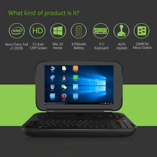 """Newest GPD WIN 5.5"""" Handheld Game Console X7 Z8750 Windows 4GB/64GB Touch Screen"""