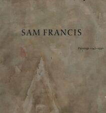 Sam Francis. Paintings 1947-1990. A cura di William C. Agee. Moca. 1999. ARCH4