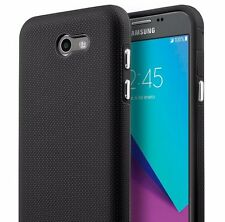 Samsung Galaxy J7 Prime J727t (2017 ver) HYBRID ANTI-SLIP ARMOR PHONE CASE COVER