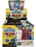 2019 2020 Match Attax Extra UEFA Champions League Trading Cards Box 50 Packs