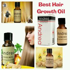 Most Effective Andrea-asia's No1 Hair Growth Serum Oil 100 Natural Extract